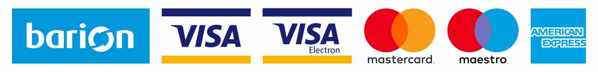 Kártyás fizetési lehetőség - Barion rendszeren keresztül